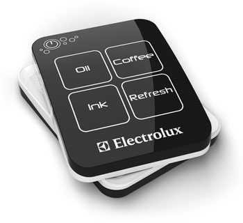Electrolux portable spot cleaner