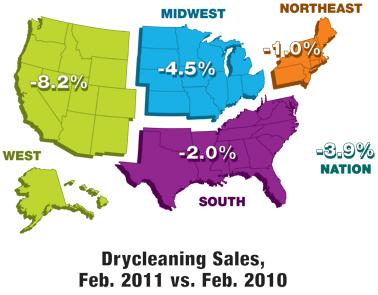 March StatShot map.
