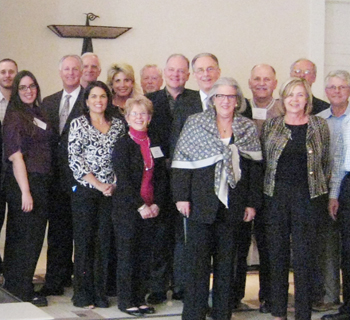 Almost 50 AWGS members visited Albuquerque conference.