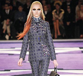 patterned fashion image