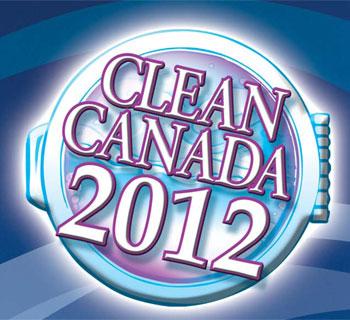 clean canada 2012 logo