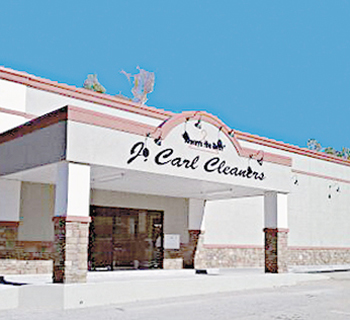 J. Carl Cleaners exterior