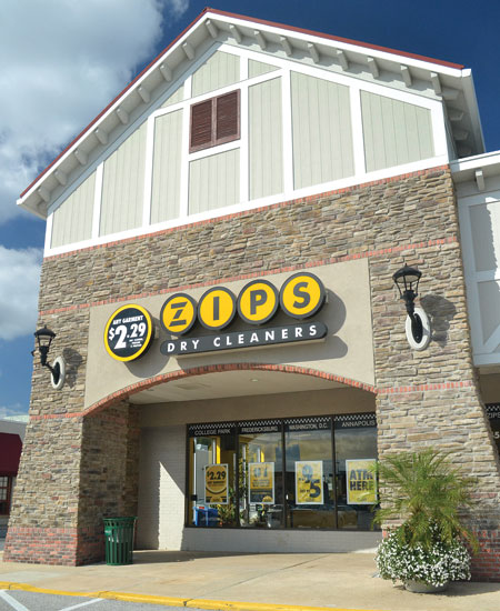 Tampa bay to see five new zips stores american drycleaner for Michaels craft store tampa