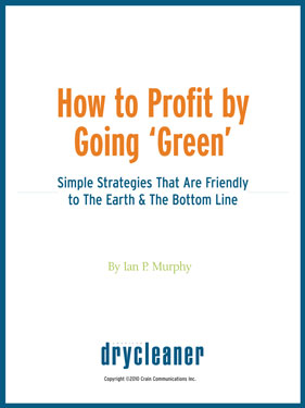 research paper: going green